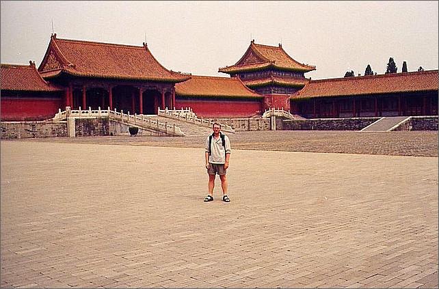 Förbjudna staden, Beijing.
