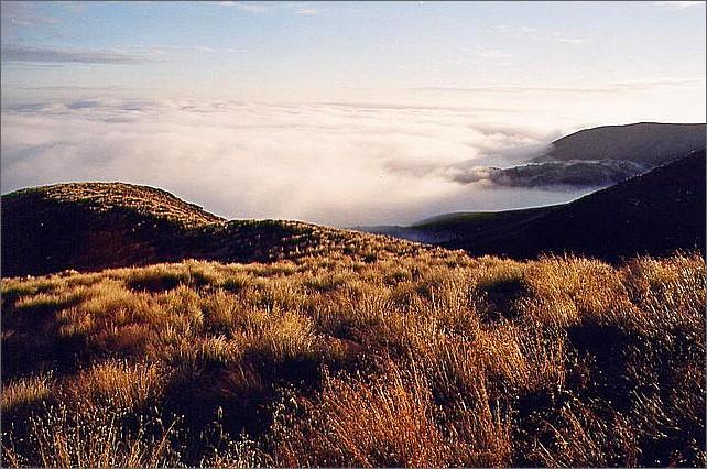 Tongariro Northern Circuit, New Zealand.