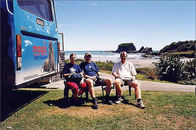 Magic Bus, New Zealand.