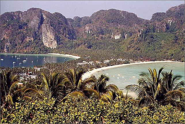 Phi Phi Island, Thailand.