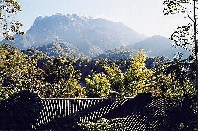Mount Kinabalu, Borneo, Malaysia.