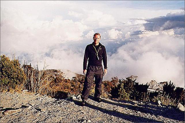 Laban Rata, Mount Kinabalu, Borneo, Malaysia.