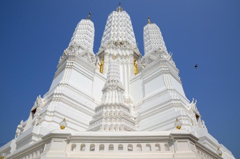 Wat Mahathat Worawihan, Petchaburi.