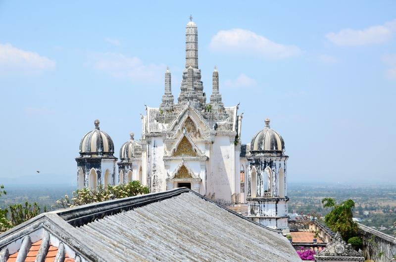 Phra Nakhon Khiri Historical Park, Petchaburi.