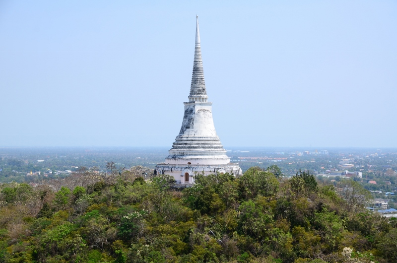 Phra That Chom Phet, Phra Nakhon Khiri Historical Park, Petchaburi.
