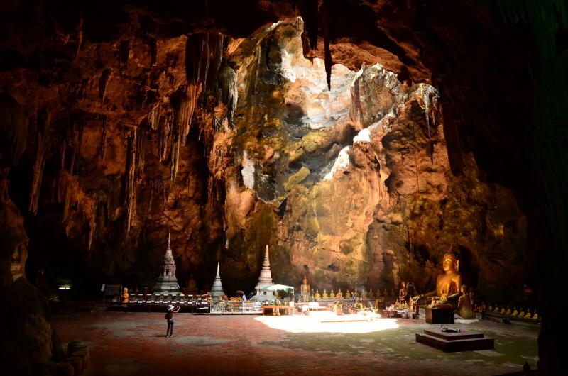 Tham Khao Luang, Petchaburi.