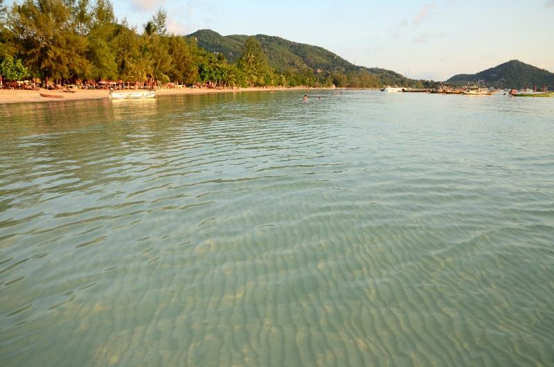Sairee Beach, Ko Tao.