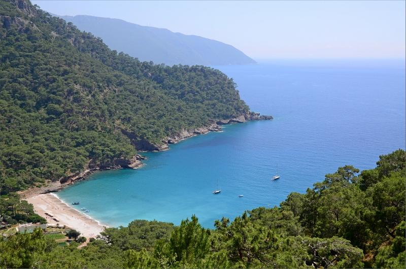 Kabak Beach.