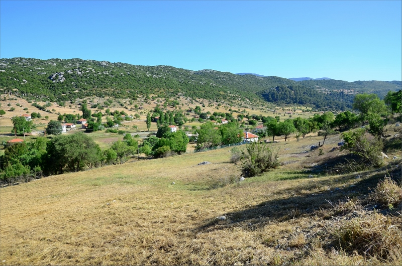 Gökceören Valley.