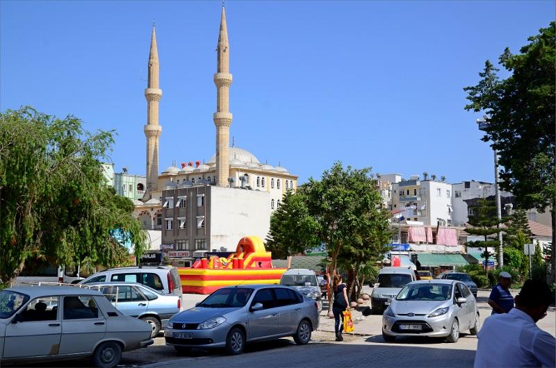 En av Demre's moskeer.