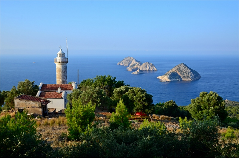 Gelidonya Lighthouse.