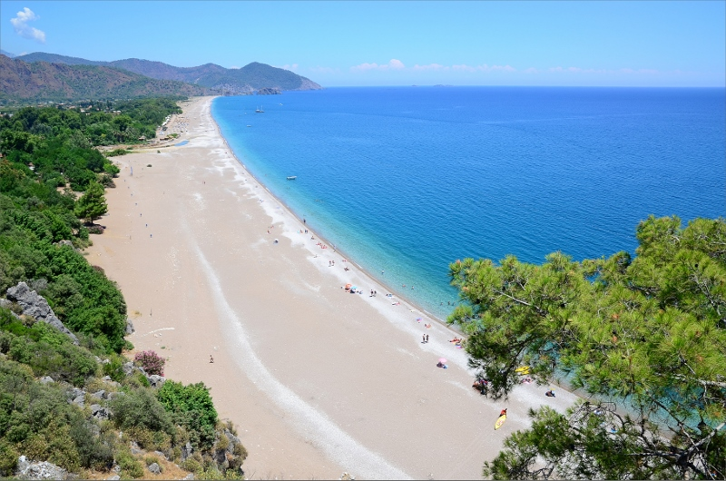 Cirali Beach.