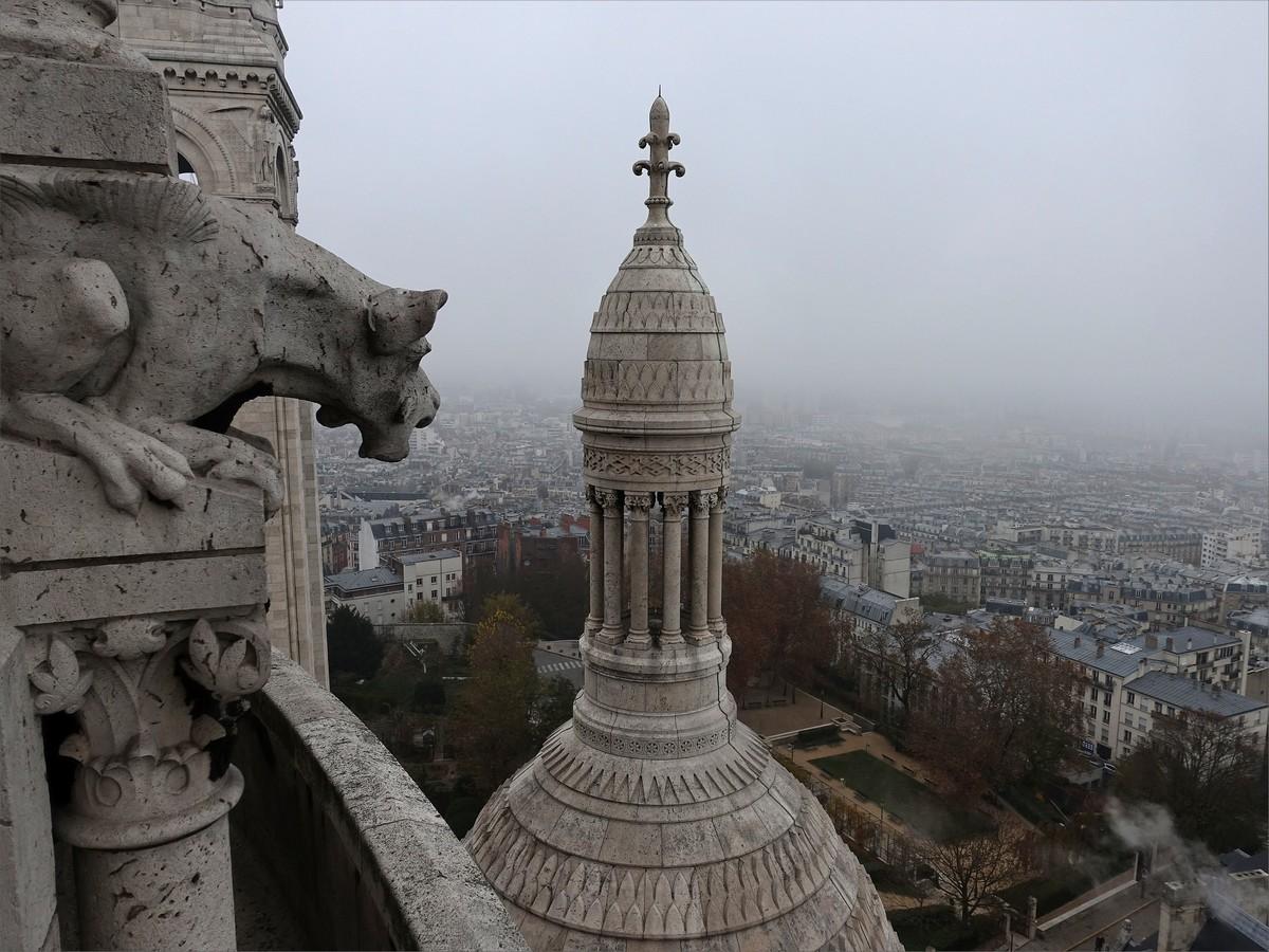 25. Vy från Basilique du Sacre Coeur