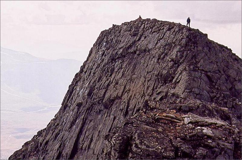 7. Per på Akkas stortopp 2016 meter. Sveriges åttonde högsta berg.