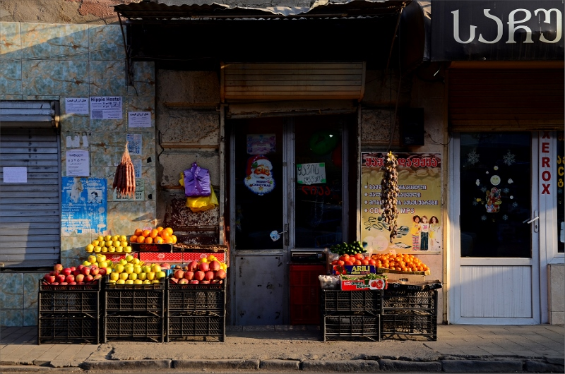 20. Fruktbutik.